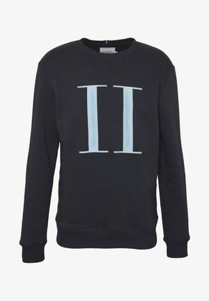 ENCORE - Sweatshirt - dark navy/sky blue