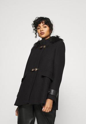 CALIS - Krótki płaszcz - noir