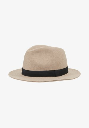 ONSCARLO FEDORA HAT - Hat - chinchilla