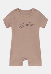 Marks & Spencer London - BABY ANIMAL 2 PACK UNISEX - Pyjama - white - 2