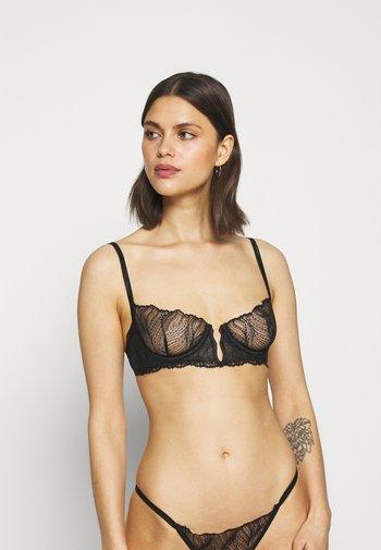 IRENA BRA - Kaarituelliset rintaliivit - black