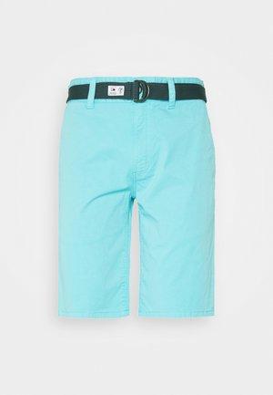 TJM VINTAGE WASH  - Shorts - chlorine blue