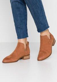 ALDO - KAICIA - Ankle boots - medium brown - 0