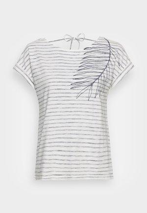 STRAPBOW - T-shirt imprimé - off white