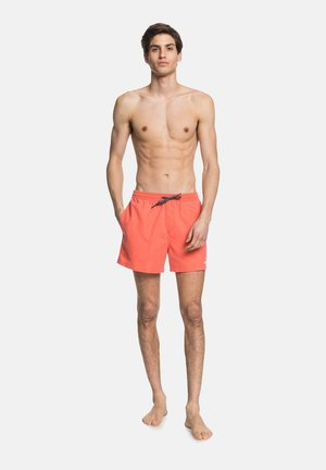 SURFWASH  - Swimming shorts - fiery coral