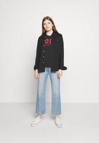 Polo Ralph Lauren - HEIDI LONG SLEEVE - Camisa - black - 1