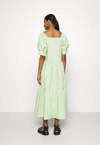 EDITED - JILL DRESS - Day dress - foam green - 2