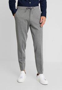 CELIO - POABY - Pantalon classique - gris clair - 0