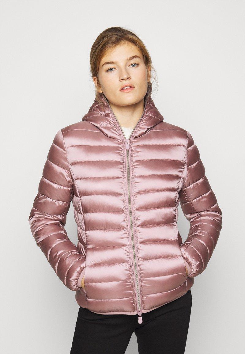 Save the duck - IRISY - Winter jacket - misty rose