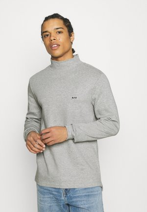FOSTER - Long sleeved top - grey