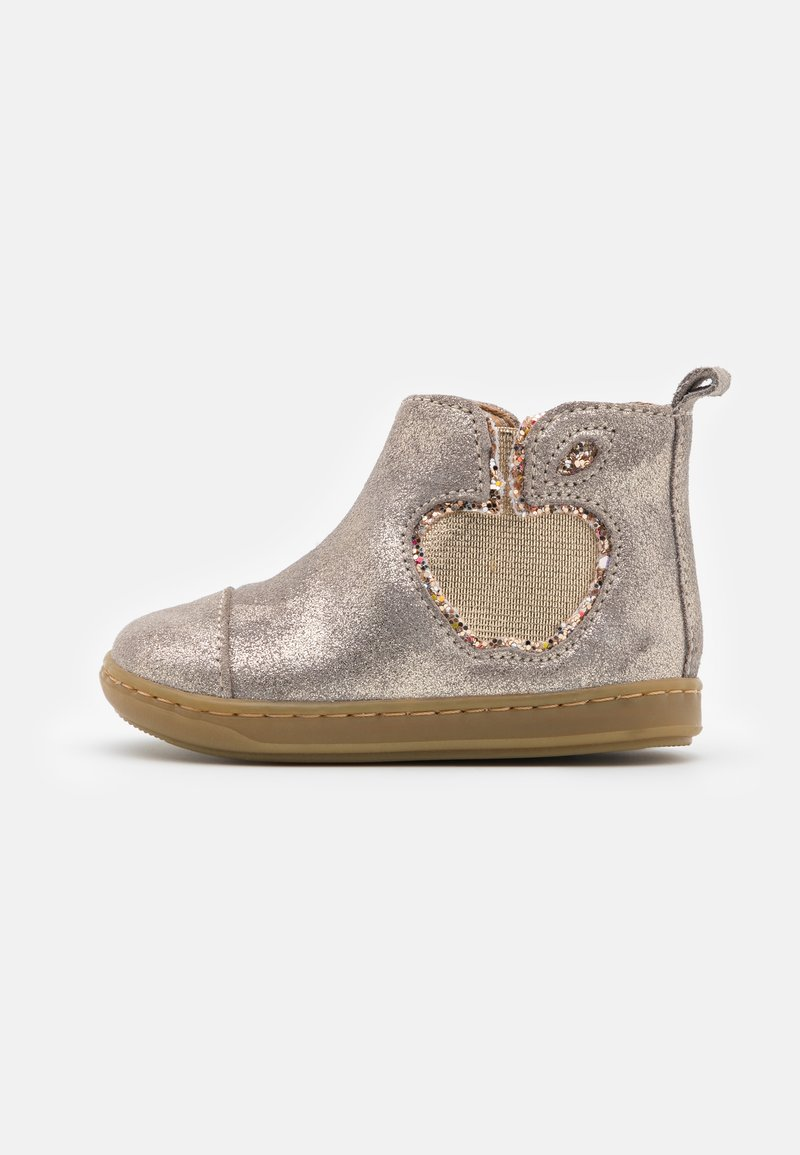 Shoo Pom - BOUBA NEW APPLE - Classic ankle boots - taupe/platine
