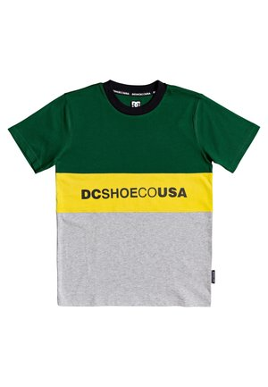 DC SHOES™ GLENFERRIE - T-SHIRT FÜR JUNGEN 8-16 EDBKT03129 - T-shirt print - eden