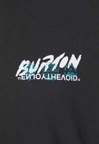 Burton - LARSON TEE - Longsleeve - true black - 2