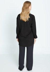 Violeta by Mango - LAURITA - Button-down blouse - černá - 2