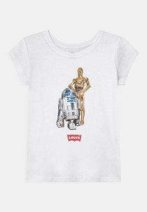 STAR WARS DROID - Print T-shirt - white