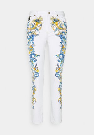 Jeans Skinny Fit - optical white/blue bell