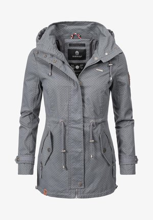 NYOKOO - Parka - dark grey