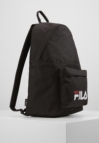 Fila - NEW BACKPACK SCOOL TWO - Rygsække - black - 4
