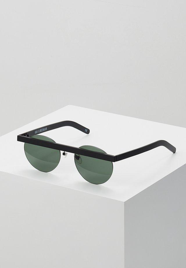 STABLE - Occhiali da sole - matt black
