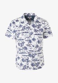 s.Oliver - Shirt - white aop - 6