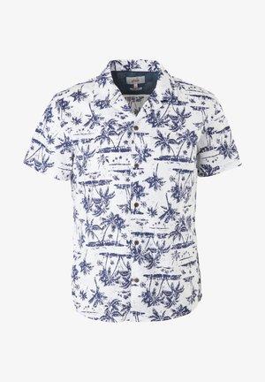 Shirt - white aop