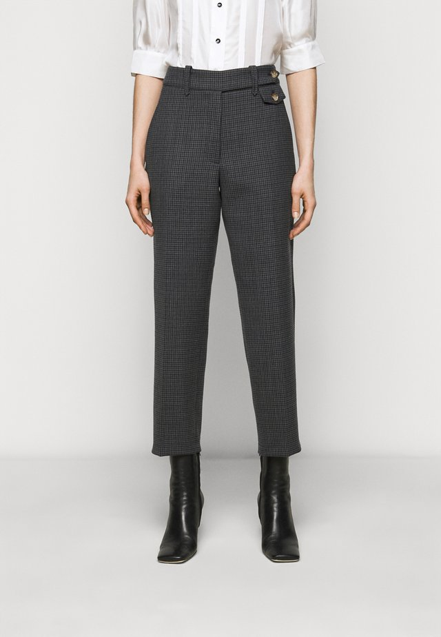 COPPOLA - Broek - dark grey