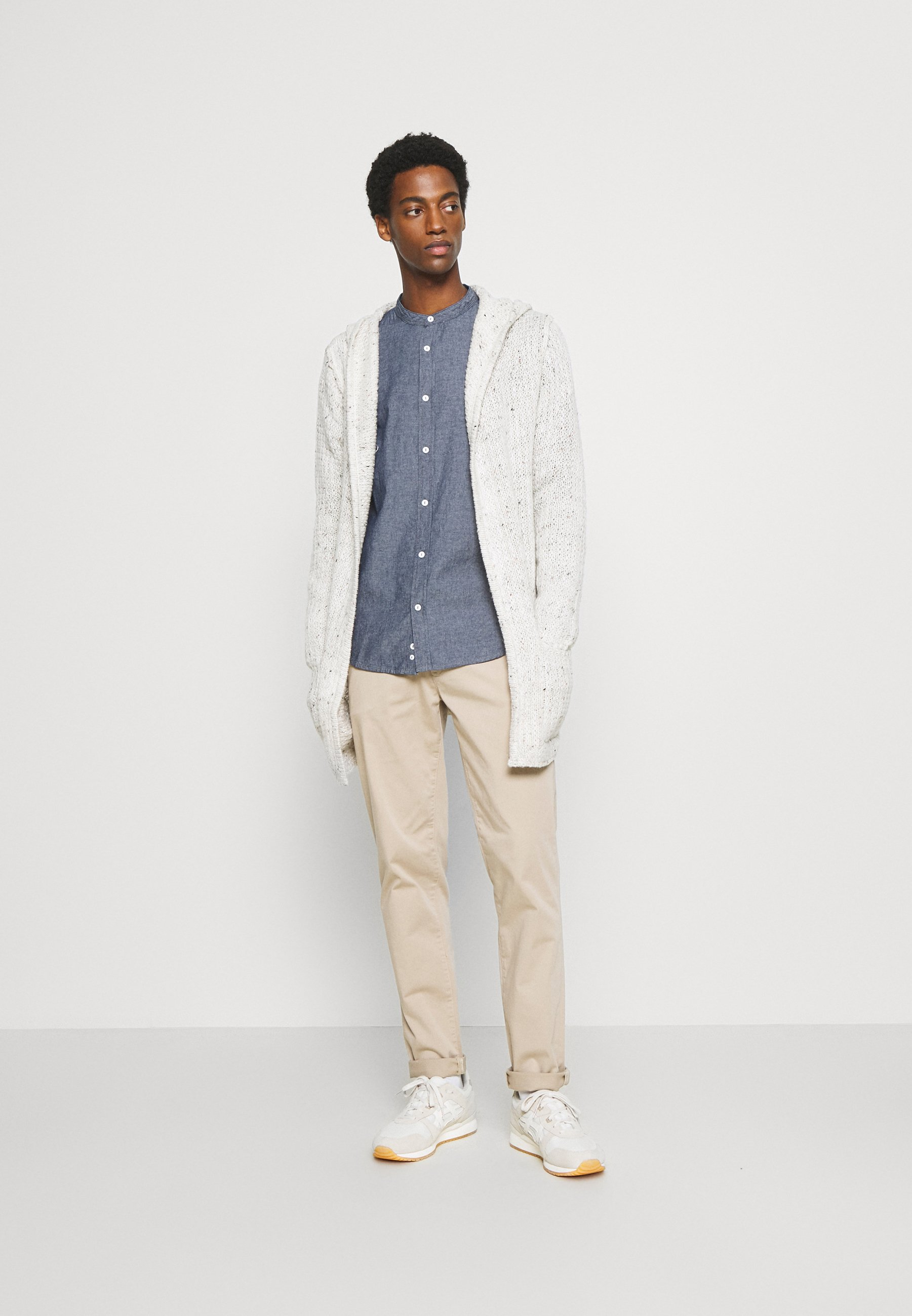 Key Largo Terence Hill Jacket - Cardigan Off-white/offwhite