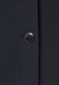 s.Oliver - Klasyczny płaszcz - navy melange - 2