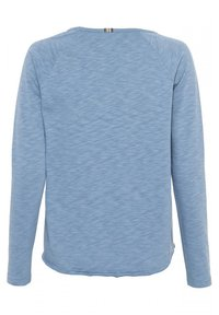 camel active - Long sleeved top - blue-grey - 1