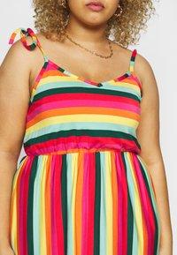 City Chic - GELATO STRIPE - Day dress - multi coloured - 5