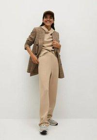 Mango - CECILIA - Short coat - braun - 1