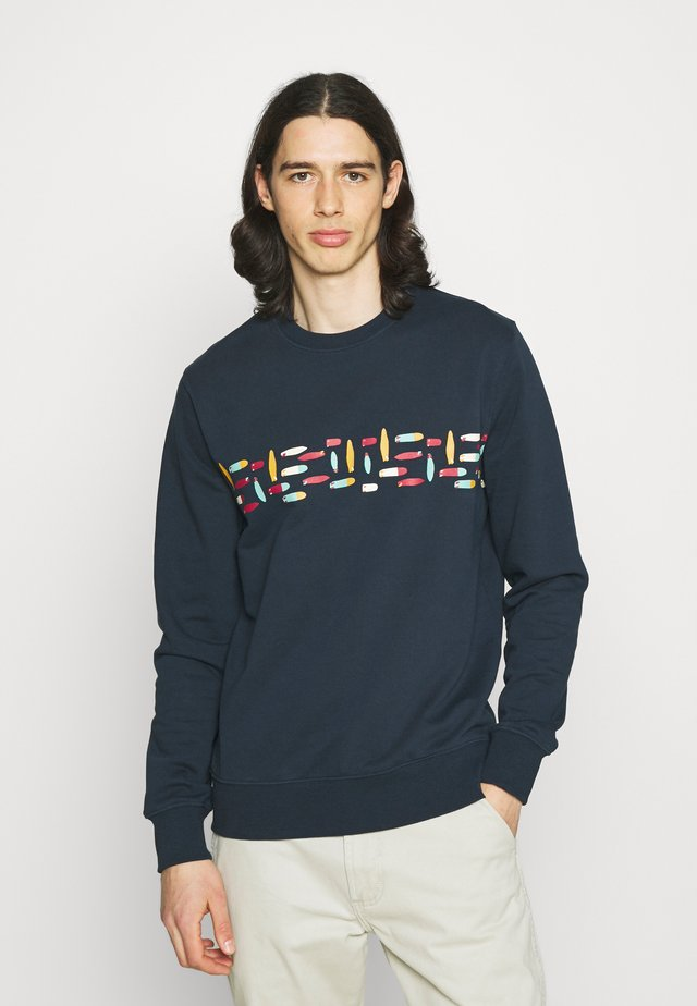 CREWNECK - Sweatshirt - navy