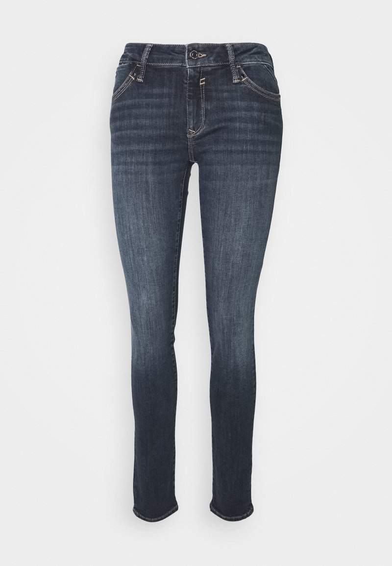 Mavi - LINDY - Jeans slim fit - mid foggy glam