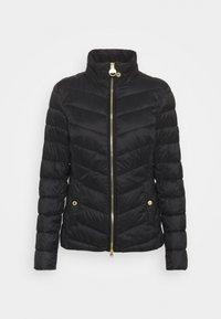 Barbour International - AUBERN QUILT - Light jacket - black - 2