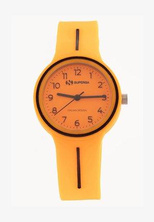JUNIOR - Hodinky - arancione nero