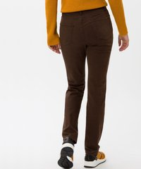 BRAX - STYLE MARY - Slim fit jeans - brown - 2