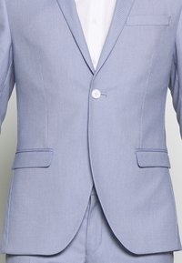 Isaac Dewhirst - BIRDSEYE SUIT - Completo - blue - 6