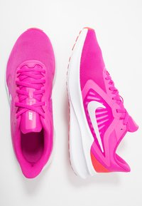 Nike Performance - Neutral running shoes - fire pink/summit white/ember glow/white - 1