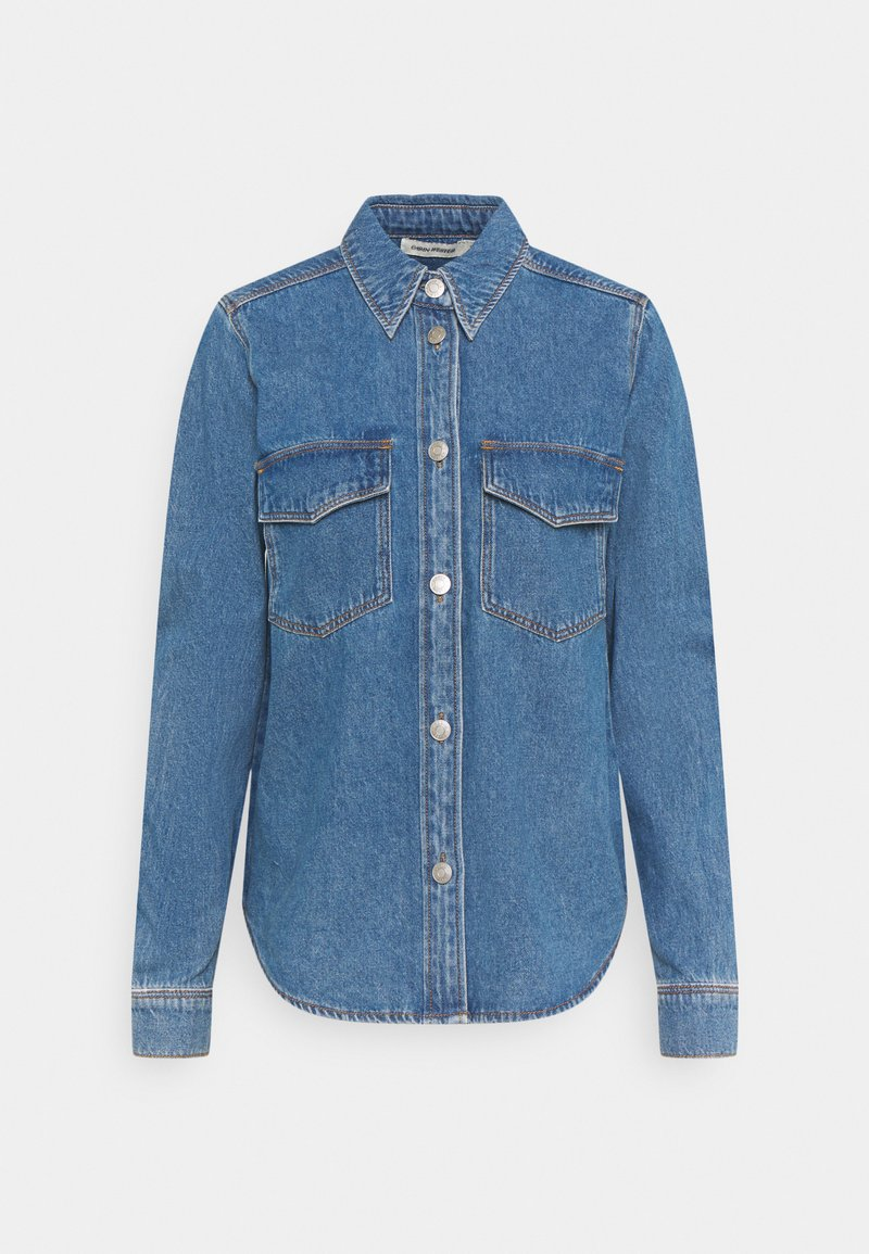 Carin Wester - KAREN - Overhemdblouse - denim blue