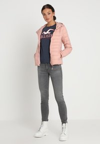 ONLY - ONLTAHOE HOOD JACKET  - Lett jakke - misty rose - 2