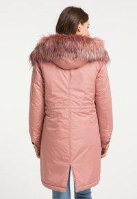 myMo - Winter coat - altrosa - 2