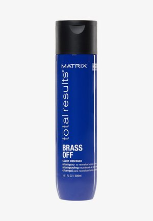 TOTAL RESULTS BRASS OFF SHAMPOO - Shampoo - -