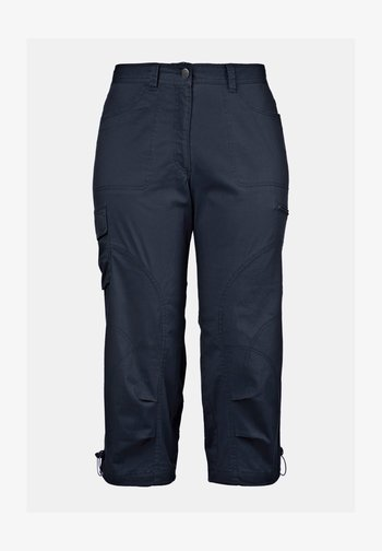 SOMMER - Trousers - marine