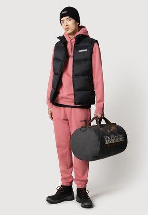 BERING  - Weekend bag - dark grey solid