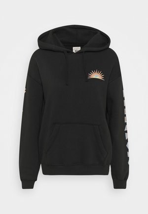TOTALLY STOCKED - Hoodie - black