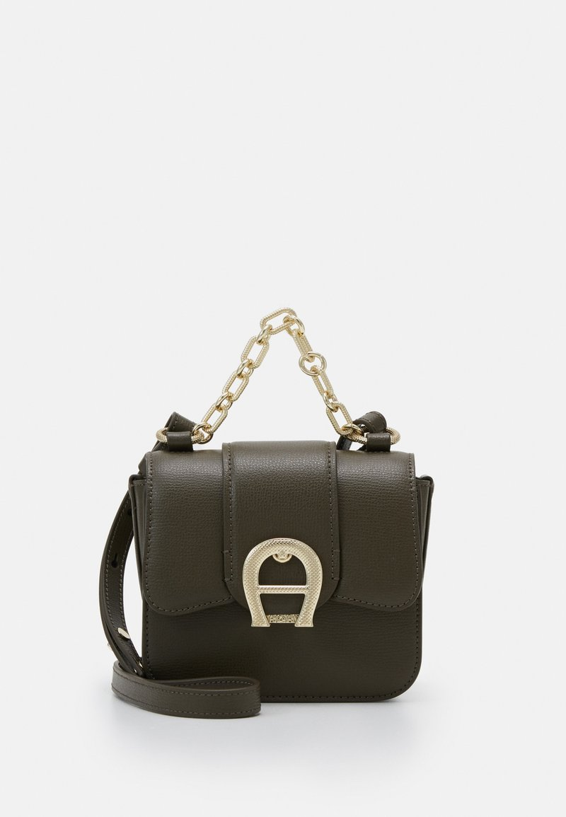 AIGNER - Kabelka - country green