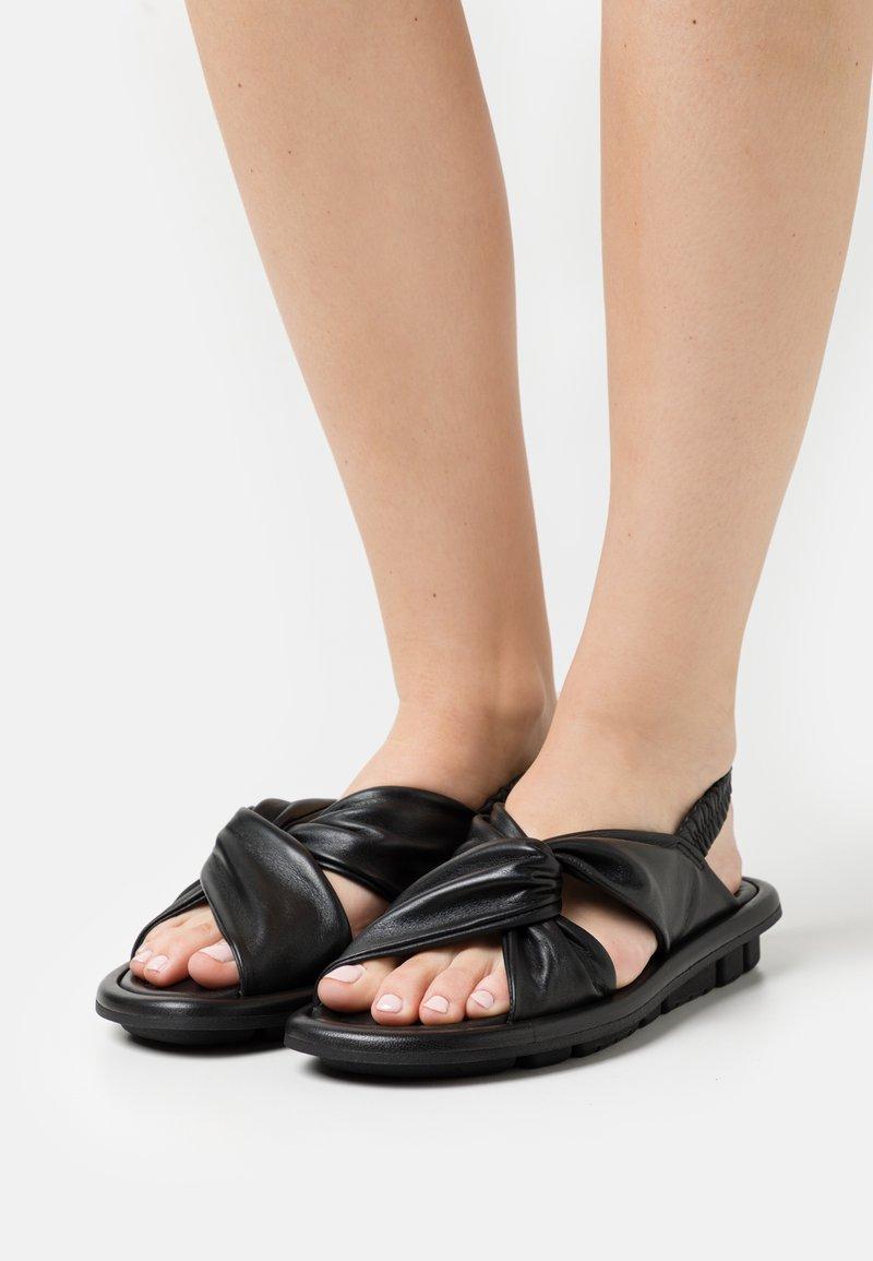 Oa non fashion - Sandals - nero