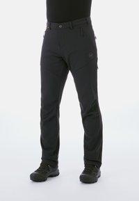 Mammut - Pantalons outdoor - black - 0