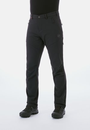 Outdoorbroeken - black