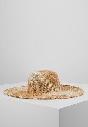 PATTLARGBRIMHAT - Sombrero - beige